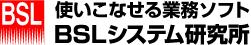 BSLシステム研究所 Logo